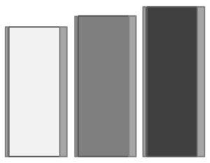 Seitenmarkisen Farben